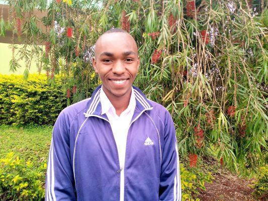 Peter Temba Student President
